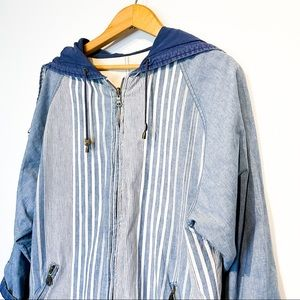Reversible 90s VINTAGE Jacket